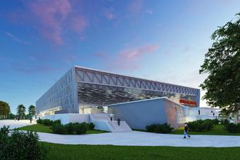 Neue Studie zur Margon-Arena