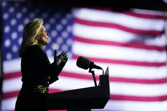Wer ist die neue First Lady der USA?