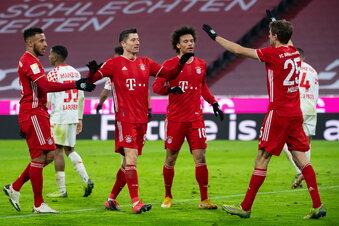 Bayern holen sich Tabellenführung zurück