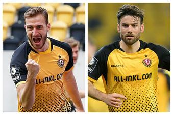 Dynamo mit Sohm und Kreuzer in Meppen