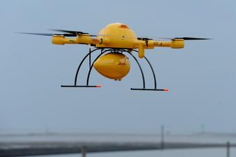 DHL stellt Drohnenprojekt ein