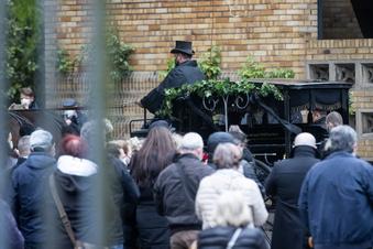 Schauspieler Willi Herren in Köln beerdigt