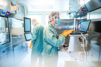 Neue Jobs mit leicht radioaktivem Material