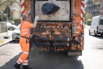 Chemnitz: Müllabfuhr will streiken