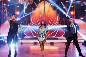 Let's Dance bei RTL: Diese Promis tanzen