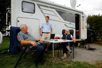 Kreis Bautzen: Mehr Camper durch Corona