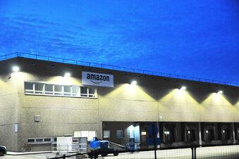 Amazon liefert jetzt aus Lampertswalde