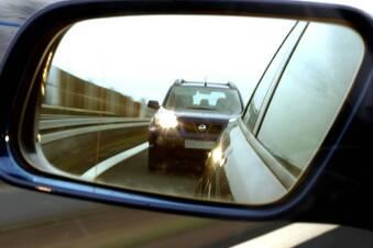 Autofahrer stehen am Online-Pranger