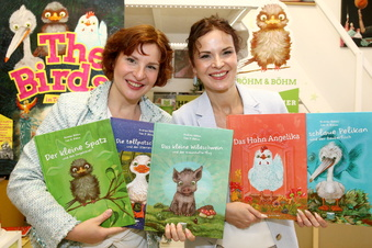 Leisnig: Erste Veranstaltung im Belvedere-Keller wird eine Kinderbuchlesung