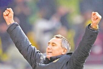 """""""Ein Trainer kann nicht mit 25 Spielern gut Freund sein"""""""