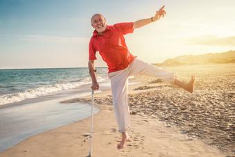Beweglichkeit trotz Arthrose