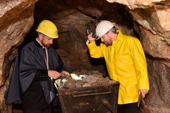 Bald Lithium und Fluorid aus dem Osterzgebirge