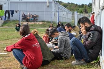 Zahl der Flüchtlinge in Sachsen steigt deutlich an