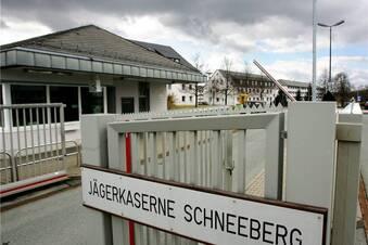 Schneeberger Kaserne könnte Aufnahmequartier werden