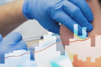 Impfmonitor: Wie schnell impft Sachsen?
