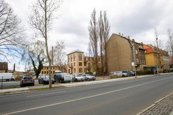 Pirna: Neue Wohnungen an der Gorkistraße