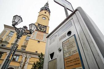 Bautzen: Weihnachtseinkauf ohne Parkgebühren?
