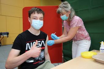 Geht das Impfen in der Hartharena weiter?