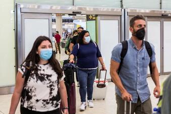 Mit Corona-Impfung: Bald Einreise für Nicht-EU-Bürger