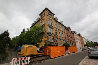 Breitscheidstraße länger gesperrt