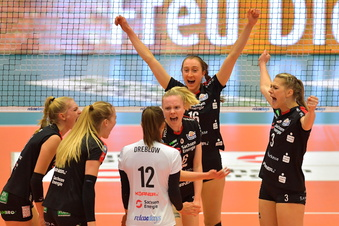 Nächste Niederlage für Dresdens Volleyballerinnen