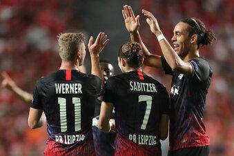 Fünf Gründe, warum RB Leipzig jetzt Spitze ist