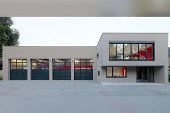 Neues Feuerwehr-Depot: Baustart im April