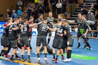 Elbflorenz-Handballer tanzen wieder