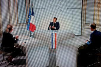 Nächtliche Ausgangssperren in Frankreich