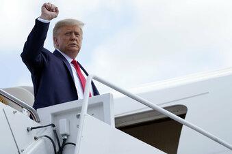 Die schwersten Krisen in Trumps Amtszeit