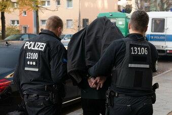 Terrorfinanzierer festgenommen