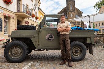 Der Ranger rettet den Nationalpark im TV