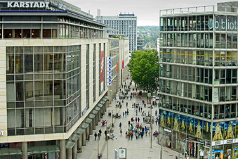 H&M an der Prager Straße schließt