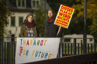 Tharandts Umwelt-Proteste