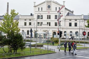 Woran starb der Mann an Zittaus Bahnhof?