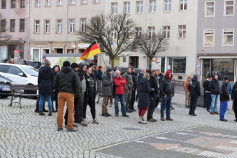 Leisnigs Bürgermeister bei Rechtsextremisten machtlos