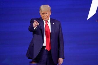 Trumps Rückkehr ins Rampenlicht