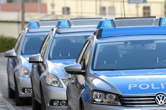 Wieder Polizeieinsatz bei der KMN-Gang