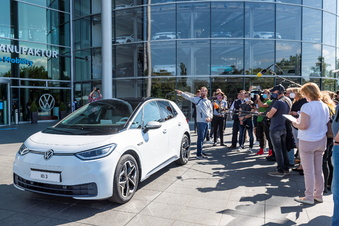 Sachsen wollen nicht auf E-Autos umsteigen