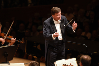 Thielemann dirigiert Staatskapelle