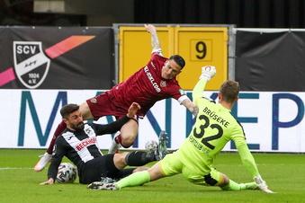 Mit Broll und Glück: Dynamo holt Punkt