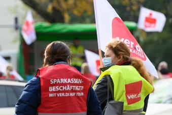 Wieder Warnstreiks in Sachsen