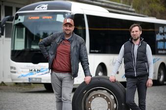 Warum zwei Busunternehmer gemeinsame Sache machen