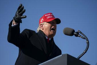 Trump kritisiert Lockdowns in Europa