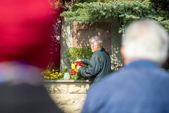 Erinnerung an den Retter Radebeuls