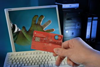 Mit fremder EC-Karte bestellt