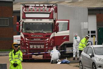 Lange Haft für Schleuser in England