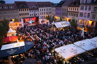 Radeberger Bierstadtfest diesmal ohne Umzug