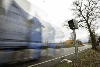 Mit 100 km/h durch Krietzschwitz