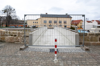 Dohna: Eine Brücke, die nicht verbindet